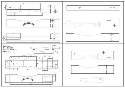 Chapitre 4 l 39 outillage n cessaire l 39 atelier lutherie for Fabrication presse hydraulique maison