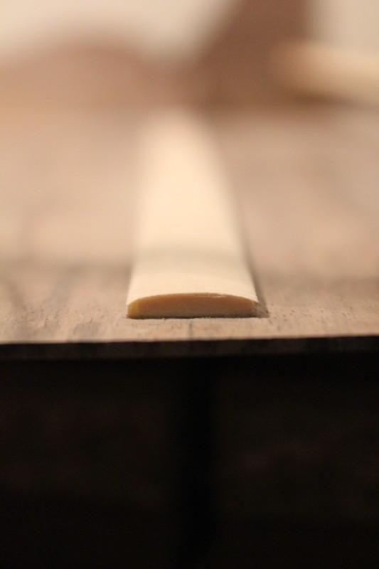 Forme du couvre joint