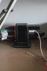 Un hub USB pour pouvoir brancher plus de périphériques