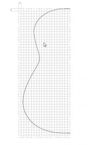 Forme caractéristique d'une guitare Friedrich