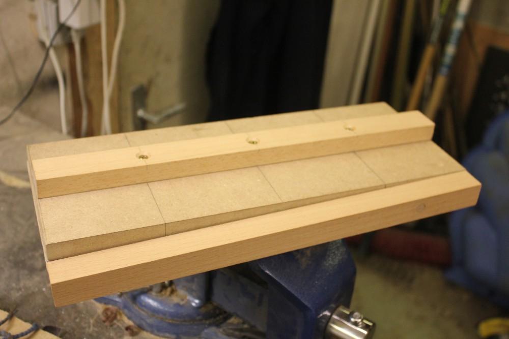 Chevalet fabrication 1 chevalet fabrication - Fabriquer un chevalet pour couper du bois ...